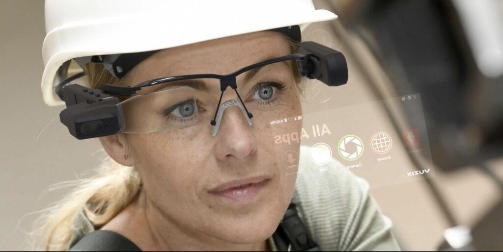 vuzix smart glasses vrexa smart glasses